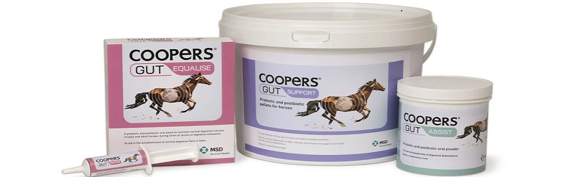 Coopers Gut Product Range