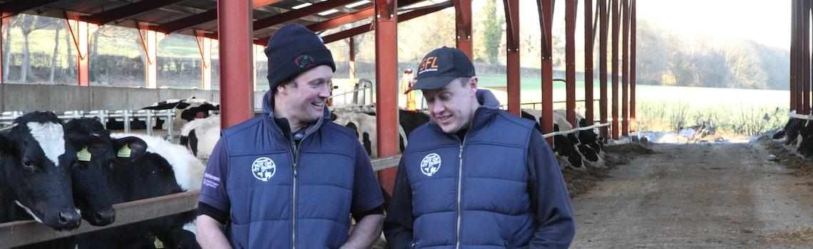 Winter herd health for farmers
