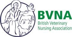 Image of the British Veterinary Nursing Association Logo