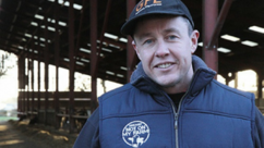 Disease? Not On My Farm! ambassador Fraser Jones