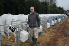 Paul Williams, MSD Animal Health technical manager for ruminants