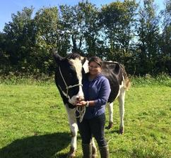 Sophie MahendraVet Surgeon Ruminant Research Bursary Award 2018