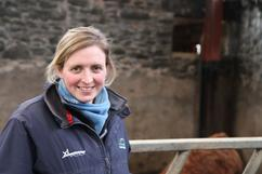 Kirsty Ranson, Westmorland Vets, Cumbria