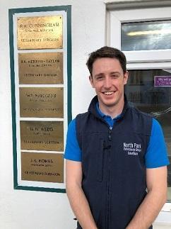 Image of Veterinary surgeon Jonathan Hobbs