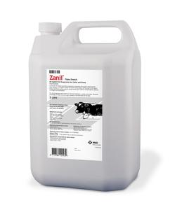Image of Zanil Fluke Drench flexipack,  from MSD Animal Health
