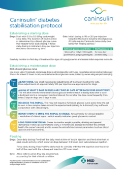 Download diabetes stabilisation protocol