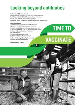 Time to vaccinate Looking beyond Antibiotics
