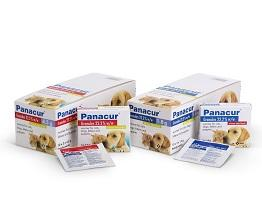 Image showing Panacur Granules® packaging