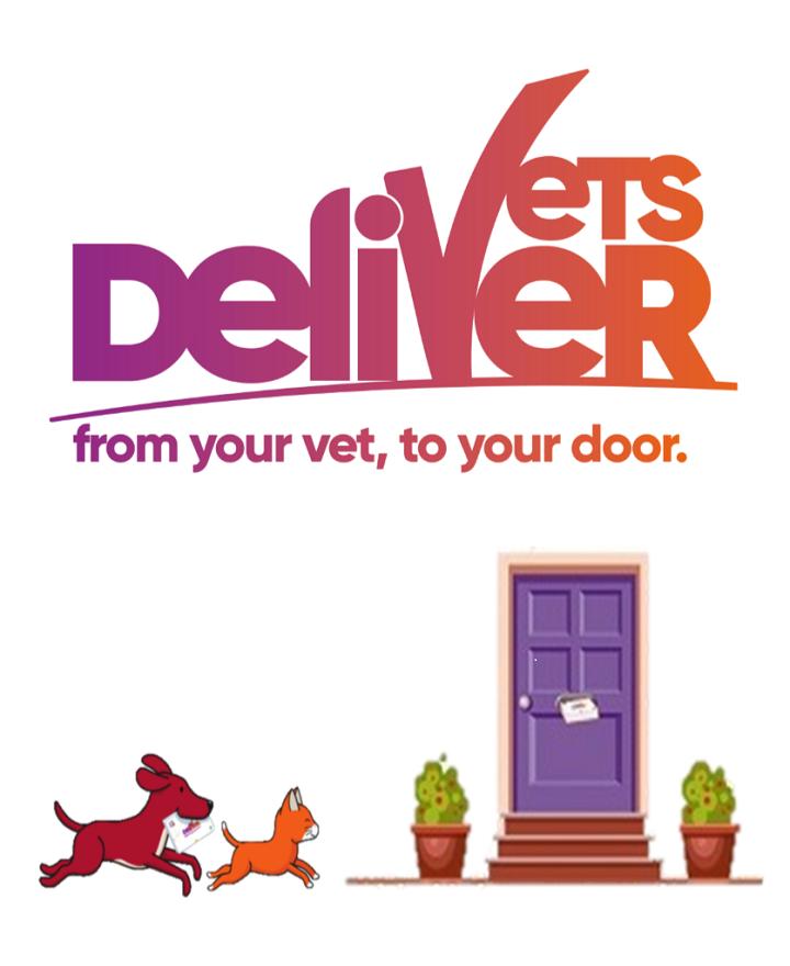 VetsDeliver parasite control delivery system