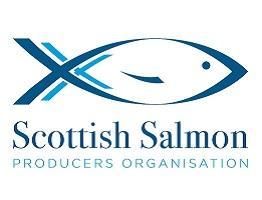Scottish Salmon Producers logo