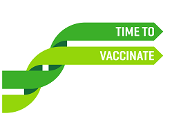 Time to Vaccinate logo