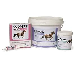Image of Coopers Gut product range