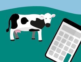 Disease? Not On My Farm! Mastitis Calculator imagery