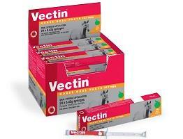 Image of Vectin oral paste in cardboard carton