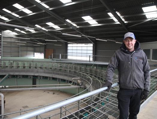 Herd health improves new herd production