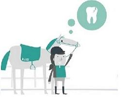 Image from 'Routine Dental Visits' animation