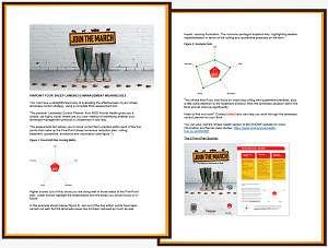 Image of MSD Sheep Lameness control planner newsletter copy