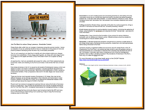 Image of MSD Sheep Lameness Month newsletter copy