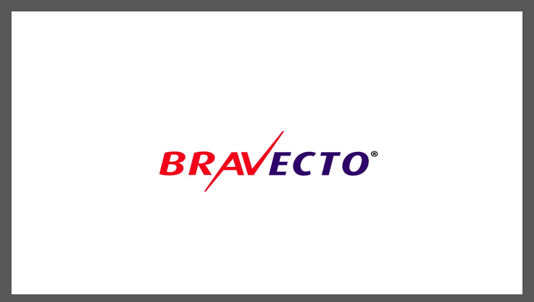 Screengrab of Bravecto spot-on administration video